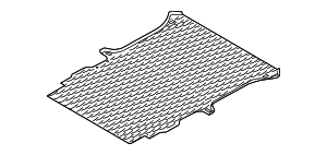 Floor Mat - Ford (BT1Z-6113046-BA)