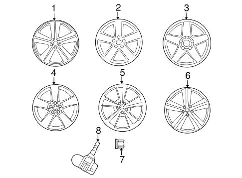 wheels for 2015 dodge challenger steve white parts. Black Bedroom Furniture Sets. Home Design Ideas