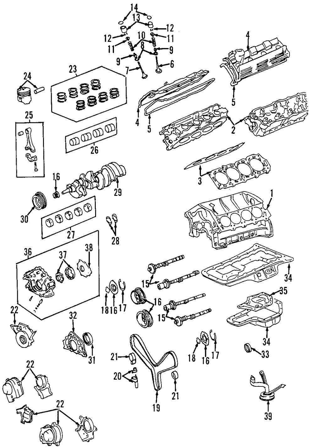 genuine toyota valve cover gasket 11213 50031 ebay  genuine toyota valve cover gasket 11213 50031