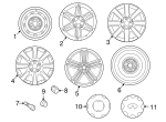 Wheel, Alloy - Infiniti (40300-AT326)