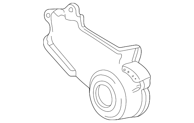 toyota lower timing cover  11321