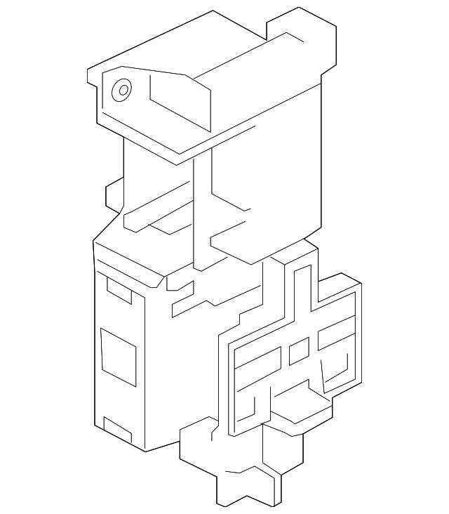 fuse  u0026 relay box bracket