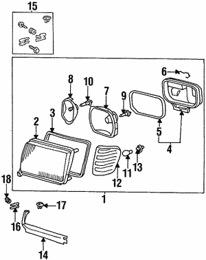 Rear Cover Gasket