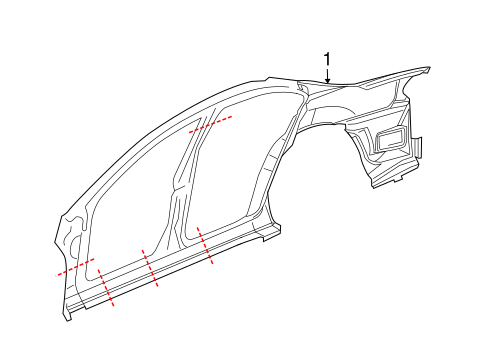 Uniside For 2006 Buick Lacrosse