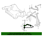 Lower Control Arm - Mercedes-Benz (205-330-64-06)