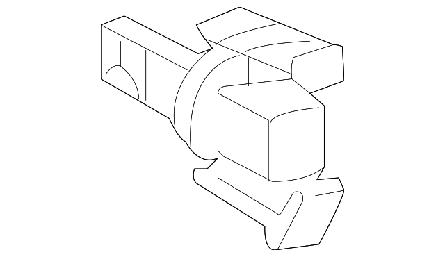 Sprinter Van air intake sensor OEM Mopar # 5149209AA