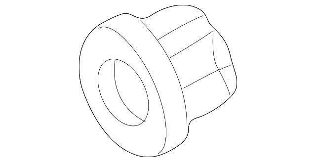 1993 2003 mercedes benz ring 140 462 01 51 mynewbenzparts Mercedes CLK 430 Convertible Rims ring mercedes benz 140 462 01 51