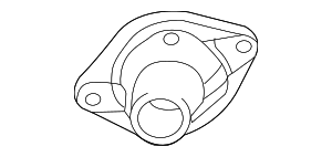 Cover, Thermostat - Acura (19311-RW0-A00)
