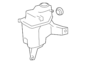 Washer Fluid Reservoir - Toyota (85315-42290)