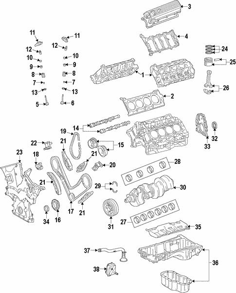 Engine for 2010 Toyota Tundra | Toyota Parts CenterOlathe Toyota Parts Center