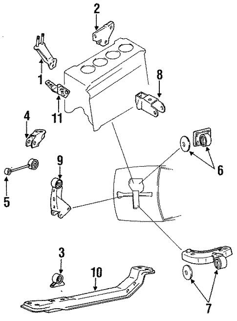 Mitsubishi Precis Engine Diagram