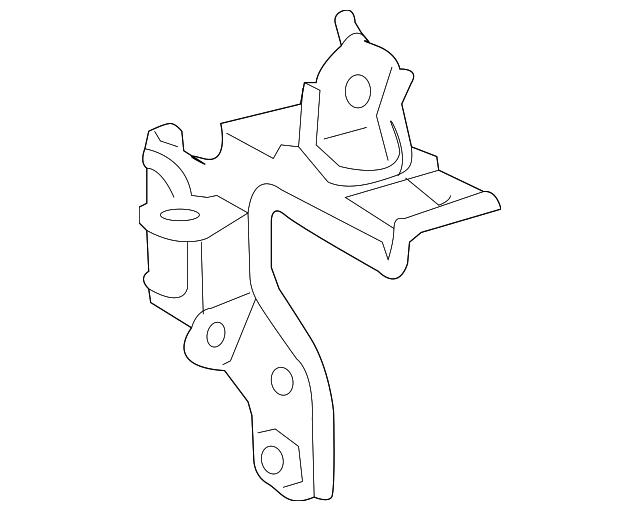 battery mount bracket