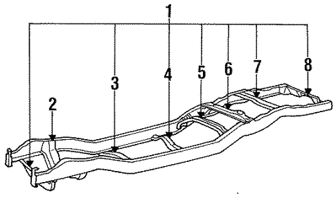 1997 Ford Ranger Parts Diagram