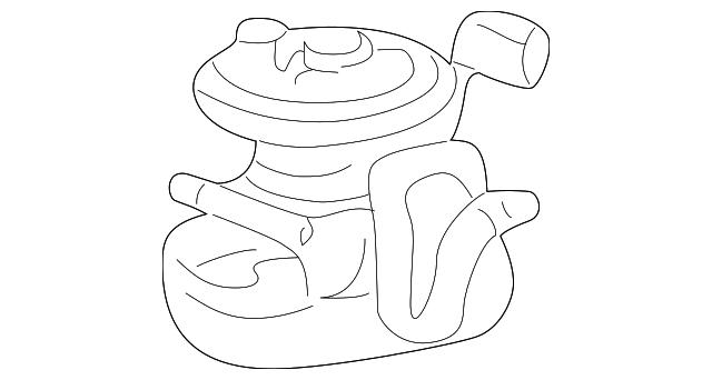 2005 2011 Cadillac Fuel Pump Assembly 19181824