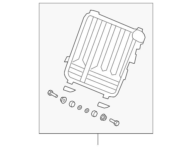 frame  l rear seat-back