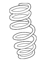 Coil Spring - Toyota (48131-04B20)