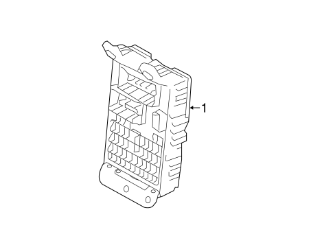 fuse relay for 2013 kia rio. Black Bedroom Furniture Sets. Home Design Ideas