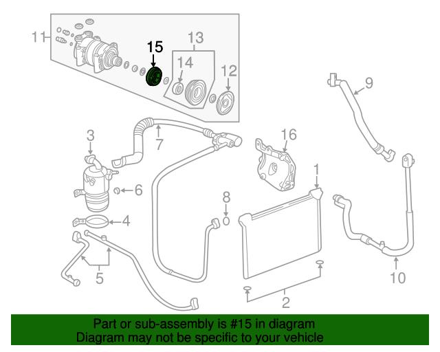 Gm Clutch Diagram - Wiring Diagrams List on