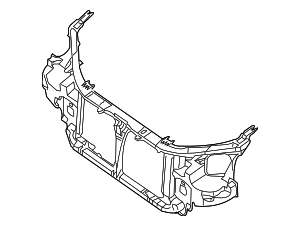 Radiator Support - NISSAN (62500-5Z000)
