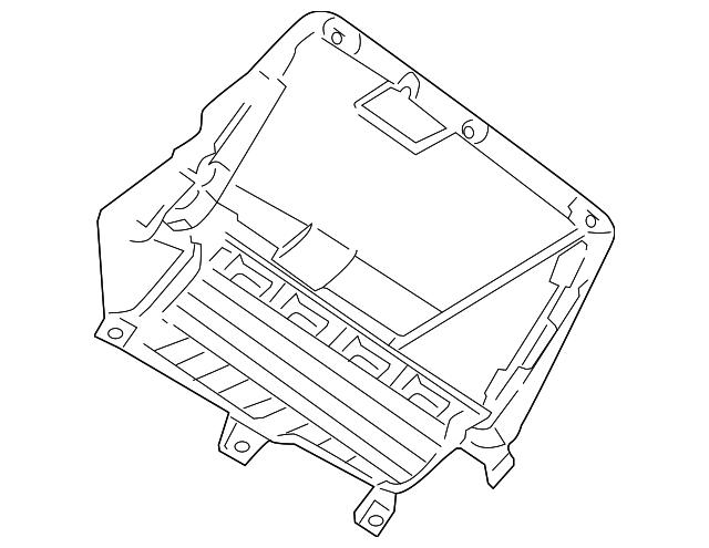 Glove Department Fuse Box 328i Bmw