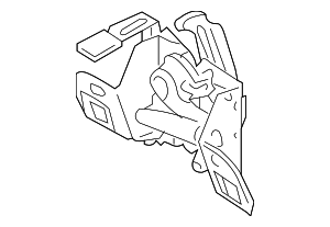 Hood Latch - Volvo (30716530)