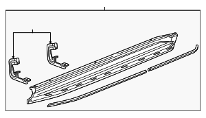 Running Board - GM (22813702)