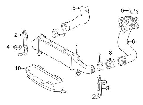 1999 Mercedes C230 Kompressor Fuse Box Diagram furthermore Intercooler Scat moreover Oil Seperator additionally A C  pressor Valve Diagram besides Radiator Support Scat. on mercedes slk 230 engine
