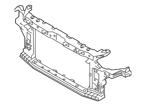 Radiator Support - Hyundai (64101-C1050)