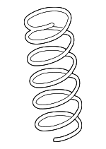Coil Spring - Toyota (48131-35660)