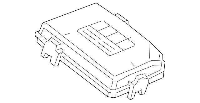 Chevrolet Volt Fuse Box
