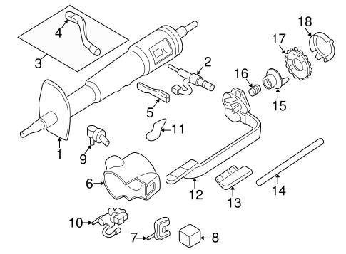 Oem 1994 Gmc Sonoma Ignition Lock Parts