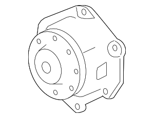 Water Pump - GM (12657499)