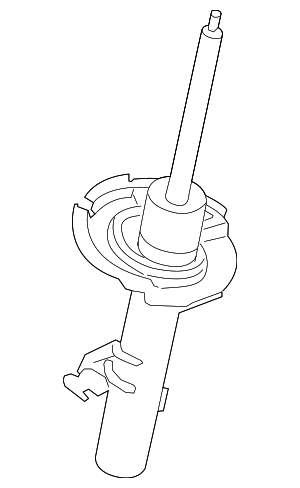 Suspension Strut - Ford (BK3Z-18124-A)