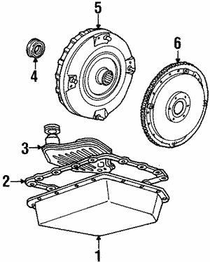 automatic transmission for 2003 ford e 350 super duty schultz ford 6.0 Ford F-350 Super Duty Steering Parts Diagram extension housing seal