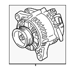 Alternator - Lexus (27060-0P241-84)