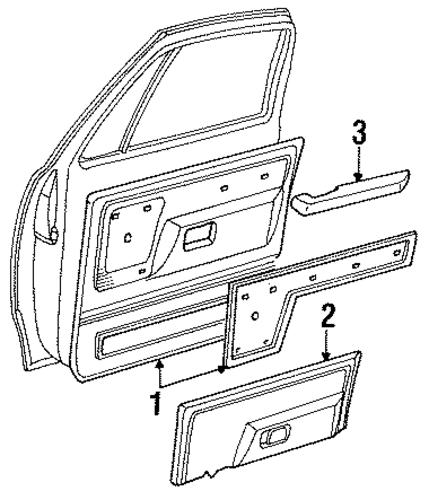 Armrest - Mopar (L875JS8)