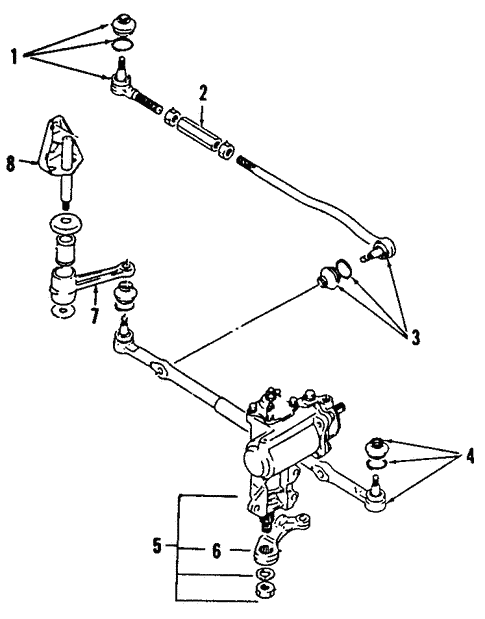 Diagram Of Linkage