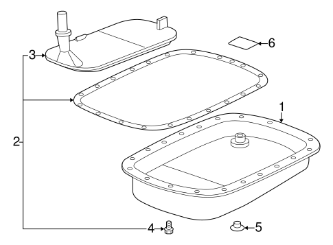 Transmission Components For 2003 Bmw Z4