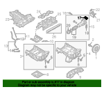 Oil Filter Housing Seal - Kia (26343-3LTA0)
