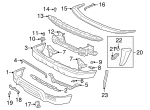Support - Toyota (53915-35010)