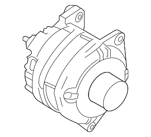 Alt Assembly Remanufactured - Nissan (2310M-JK01ARW)