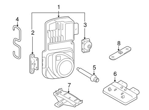 2004 Volkswagen Phaeton Cooling System Diagram