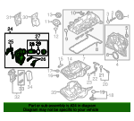 Oil Filter Housing - BMW (11-42-8-507-697)