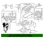 Thermostat - BMW (11-42-8-507-694)