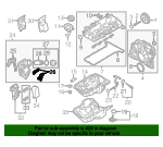 Oil Filter Housing Gasket Set