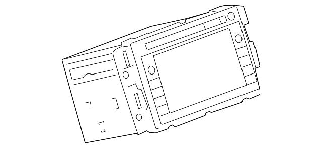 Gm Radio Diagram
