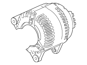 Alternator - Toyota (27060-22090-84)