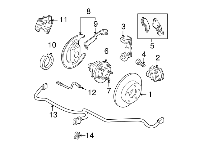 2007 chevy impala door parts diagram