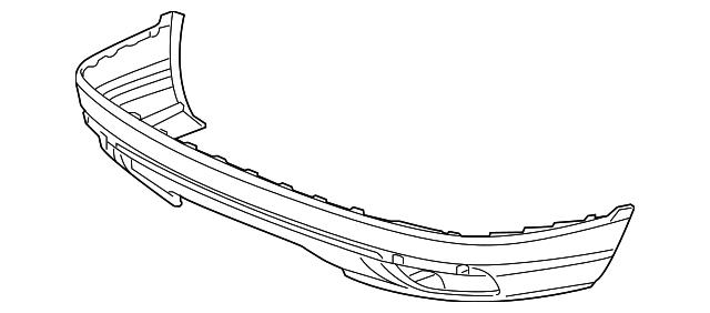 Boch Honda West >> Garnish, Rear Bumper Face Skid - Honda (71510-TG7-B00 ...