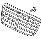 Grille Assembly - Mercedes-Benz (208-880-00-85-9040)